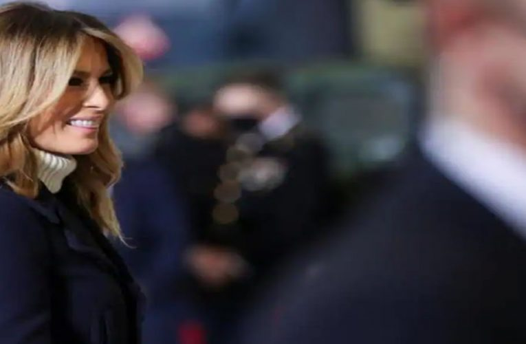 Melania Trump in talks to write her White House Memoir