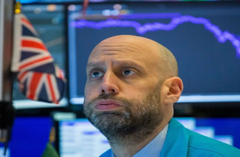 Dow Jones Industrial Average: A Major Surge and Fall